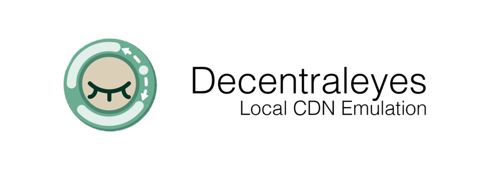 Decentraleyes: Block CDN Tracking
